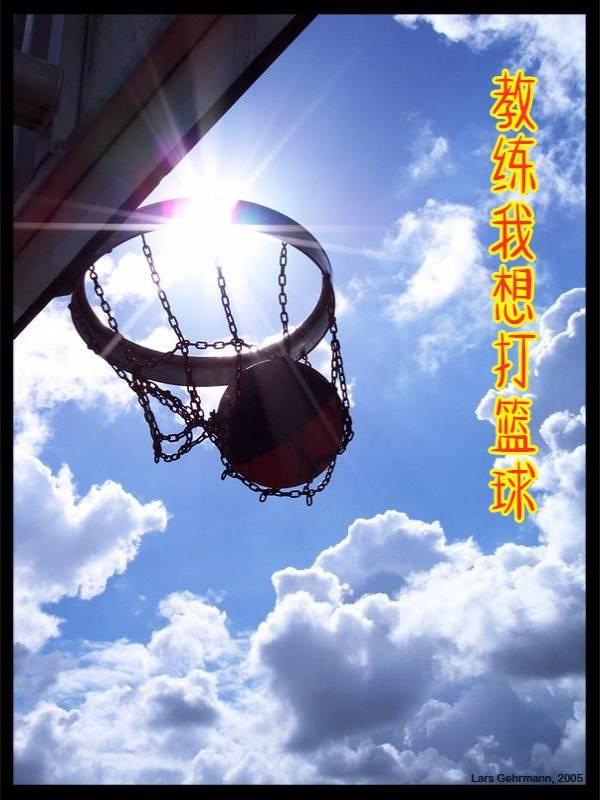 教练我想打篮球